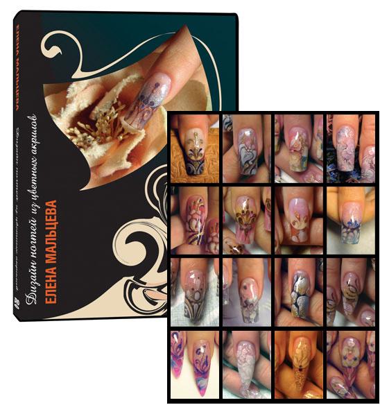 Новогодний дизайн ногтей шилак